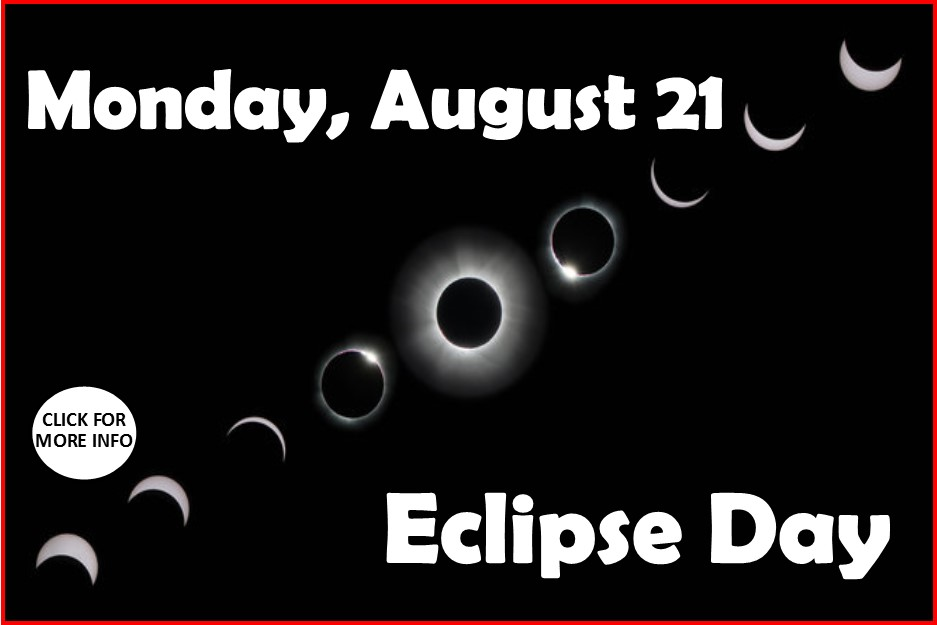 Eclipse Day Programming