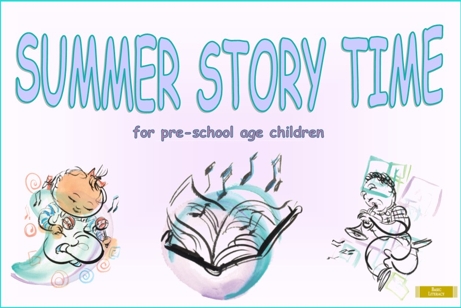 Summer Story Time 2018