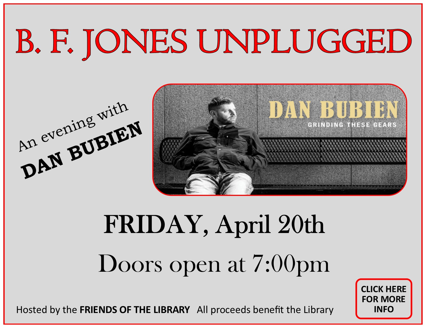 Library Unplugged 2018