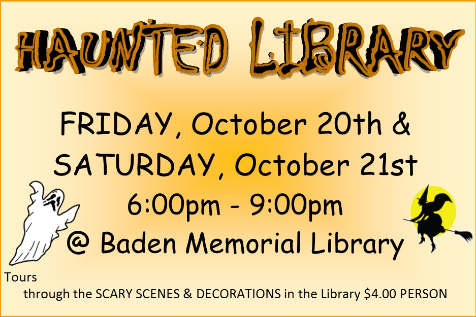 Haunted Library 2017