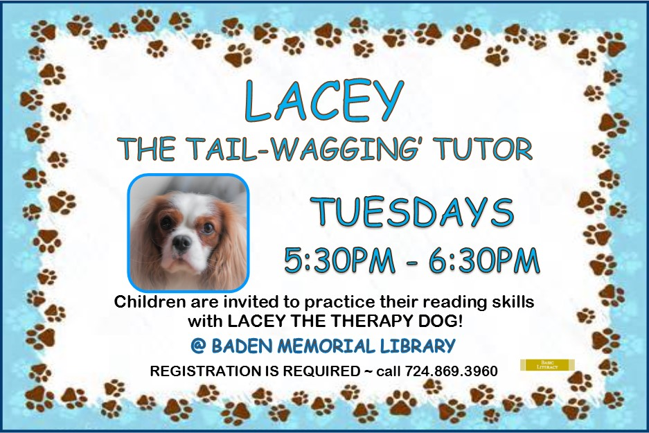 Tail Wagging Tutor Lacey 2017