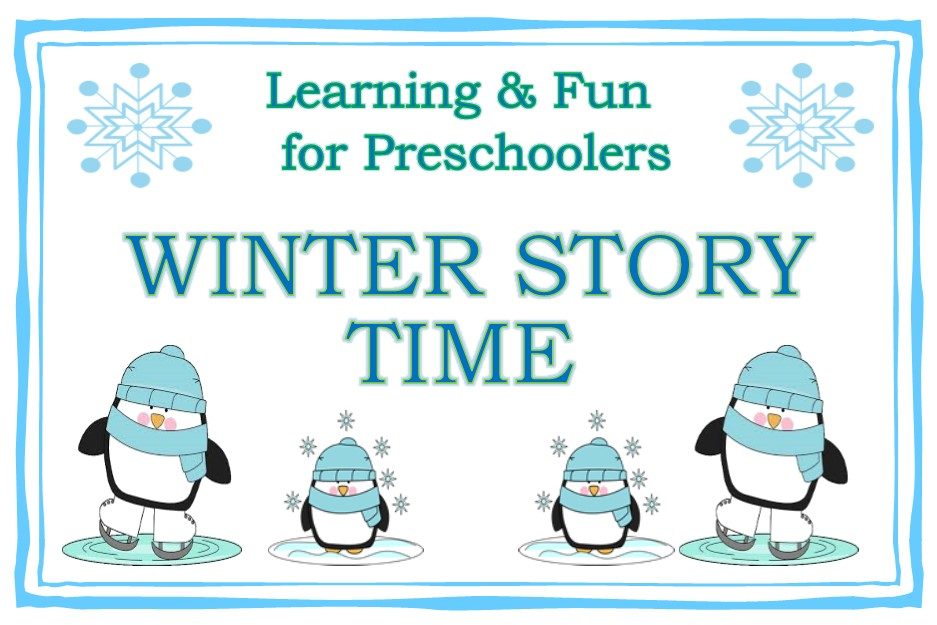 Winter Story Time 2015