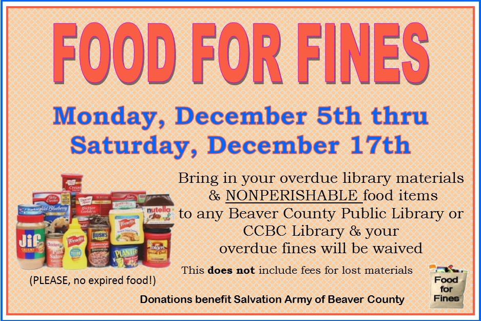 2016 - Food For Fines