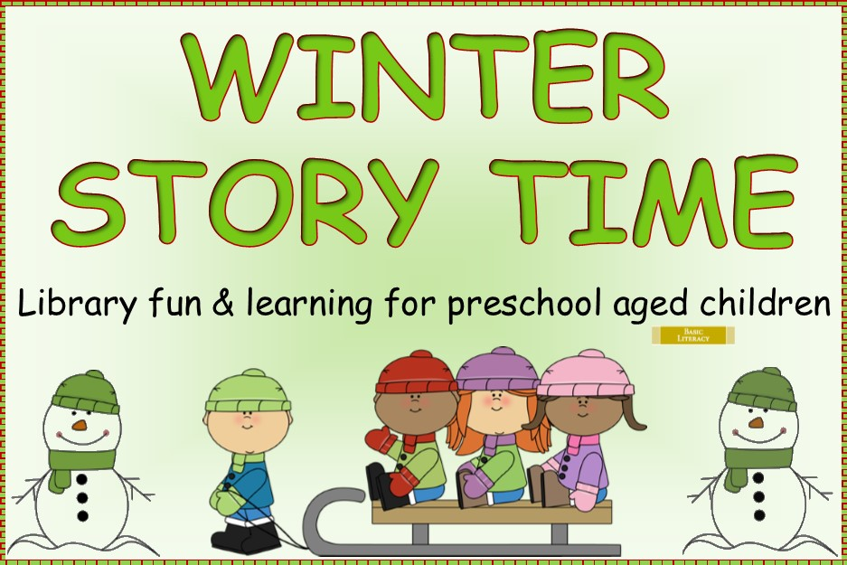 2017 - Winter Story Time
