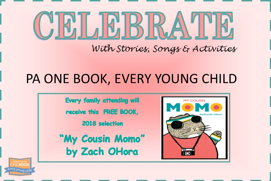 PA One Book Every Young Child 2018