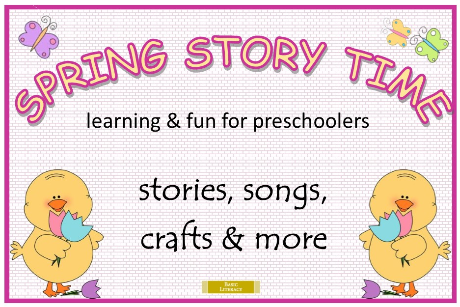 Spring Story Time 2018