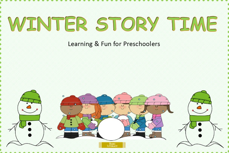 Winter Story Time 2018