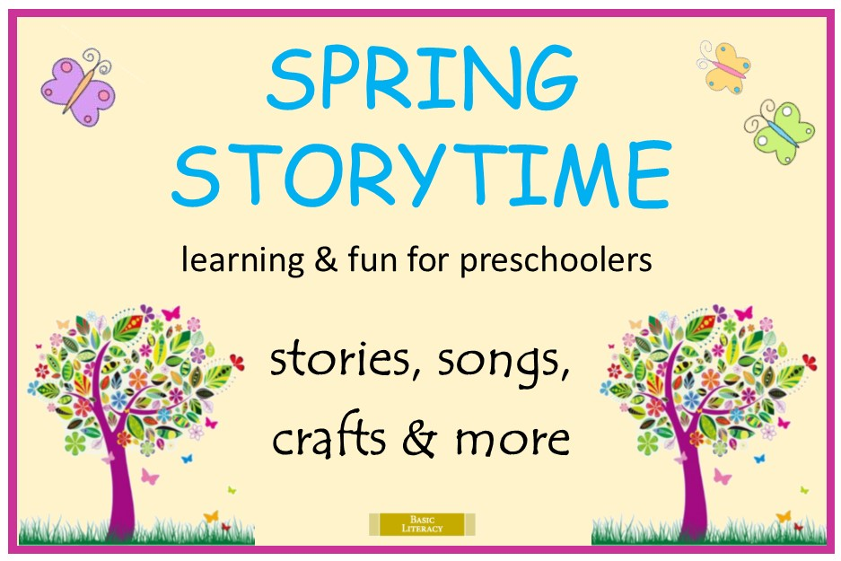 Spring Story Time 2019