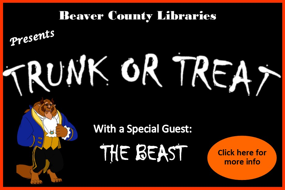 Trunk or Treat Halloween 2020