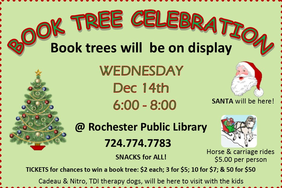 2016 Book Trees